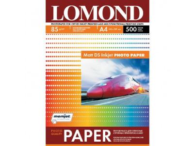 LOM - Pho Inkj Matt 85 g/m2, A4/500 DS