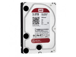"""WD Red NAS 3TB 3,5""""/64MB/26mm"""
