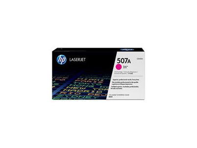 HP Toner  CE403A magenta HP507A