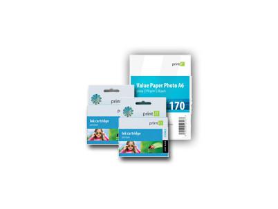 Cartridge PrintIT No. 301 XL CH564EE Color