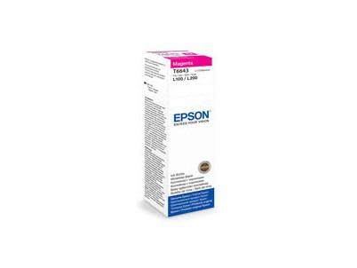 EPSON Cartridge C13T66434A magenta
