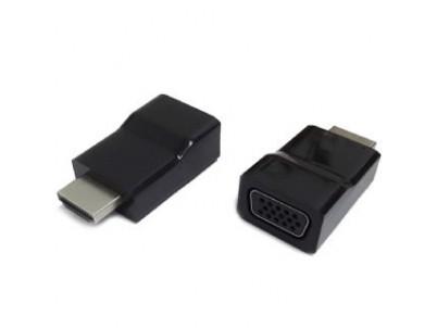 Redukcia  Samec HDMI na Samica VGA