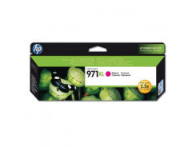 HP Cartridge CN627AE 971XL Magenta 6600str