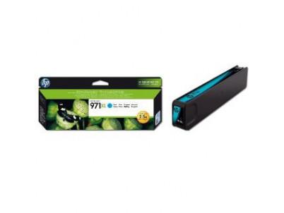 HP Cartridge CN626E 971XL Cyan 6600str