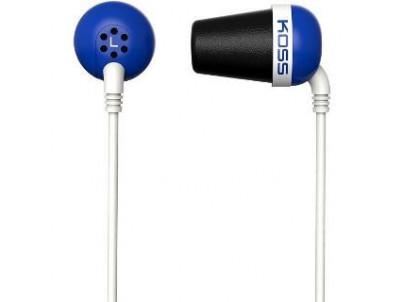 KOSS - slúchadlá PLUG Blue