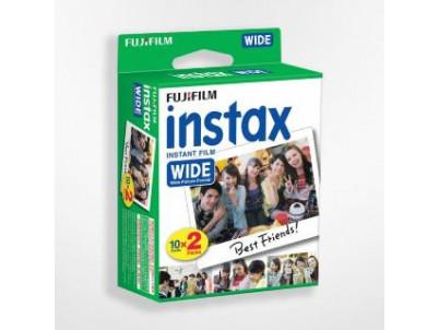 Film pre fotoaparát INSTAX WIDE (20listov/bal)