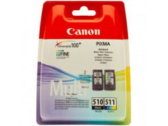 Cartridge CANON PG-510/CL-511 Combo Pack
