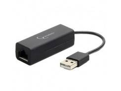 Gembird USB 2.0 - 10/100Mbit LAN adaptér