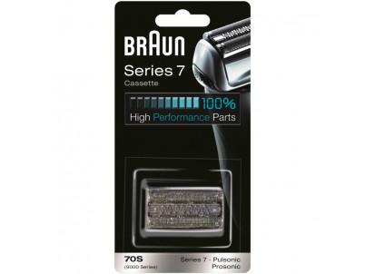 BRAUN CombiPack Series 7 - 70S brit +  fólia