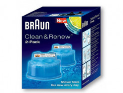 BRAUN Kazeta na čistenie Clean&Charge CCR2