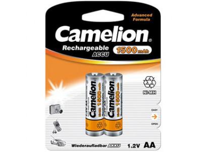 CAMELION Batérie nabíjateľné AA 2ks NI-MH 1500mAh