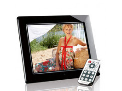 """LCD PHOTO FRAME -- Intenso 9,7"""" Media Gallery"""