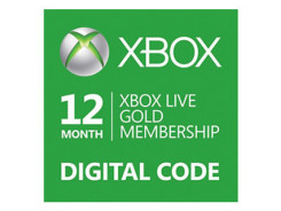XBOX LIVE Gold karta 12 mesiace -elektronický kluč