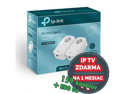 TP-Link TL-PA8010PKIT AV1200 Nano Powerline Adapte
