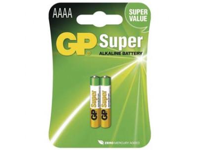 GP Batérie AAAA 2ks 25A