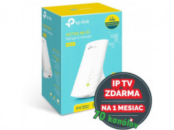 TP-Link RE200 AC750 Dual Band Wireless repeater
