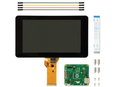 """RASPBERRY Dotykový 7"""" LCD displej pre Raspberry Pi"""