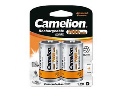 CAMELION Batérie nabíjateľné D 2ks NI-MH R20 D 700