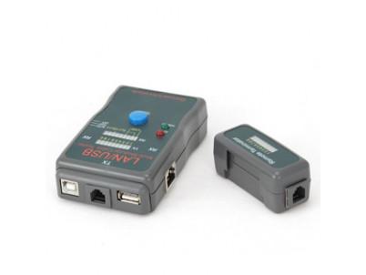 Gembird NCT-2 tester káblov UTP, STP, USB