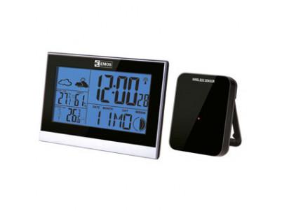 EMOS LCD domáca bezdrôtová meteostanica E3070