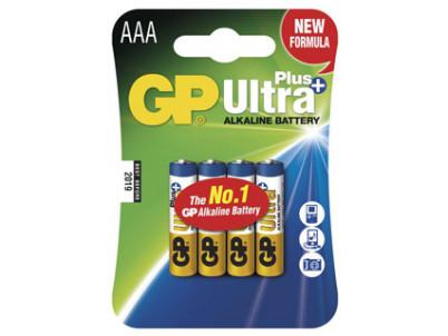 GP Batéria AAA 24AUP LR03 BL 4ks