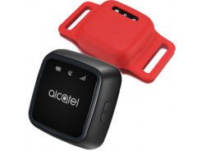 ALCATEL MOVE TRACK Pet verzia MK20 Black/Red