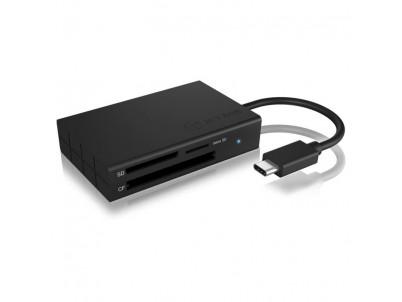 RAIDSONIC ICY BOX IB-CR401-C3, Čítačka kariet