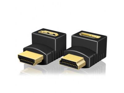 RAIDSONIC ICY BOX 2x Adaptér HDMI