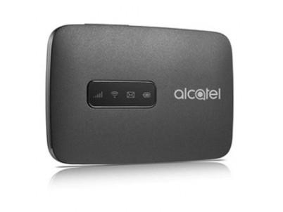 ALCATEL LTE/4G Router Link Zone MW40V Black