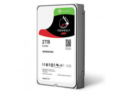 "SEAGATE Iron Wolf 2TB/3,5""/64MB/26mm"