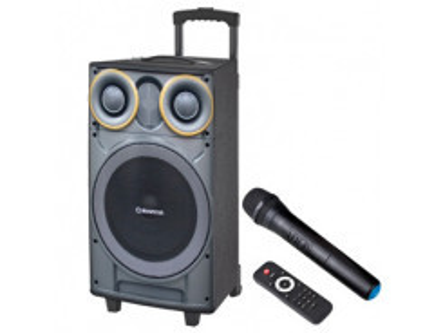 MANTA Karaoke reproduktor 40W BT GHUL SPK5003