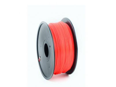 GEMBIRD Náplň 3D 100mm ABS/1.75mm/1kg Red