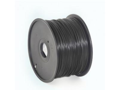 GEMBIRD Náplň 3D 100mm PLA/1.75mm/1kg Black
