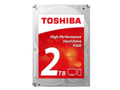 "TOSHIBA P300 2TB/3,5""/64MB/26mm"