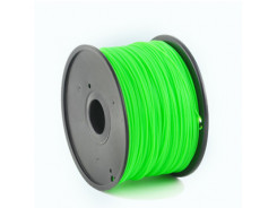 GEMBIRD Náplň 3D 100mm PLA/1.75mm/1kg Green