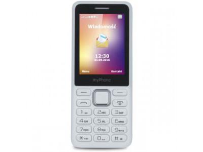 MYPHONE Mobilný telefón 6310 Biely