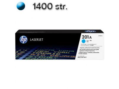 HP Toner HP 201A LaserJet CF401A cyan
