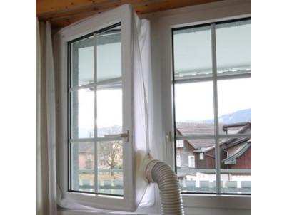 GUZZANTI Okenná sada pre klimatizácie GZ901