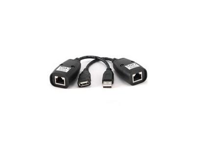 GEMBIRD Kábel USB 2.0 extender na 30m UAE-30M