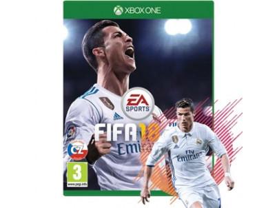 XBOX ONE FIFA 18 EN/CZ