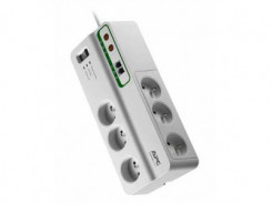 APC 6 Outlets with Phone and Coax FR