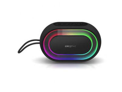 CREATIVE Bluetooth reproduktor HALO Black