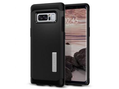 SPIGEN Samsung Note 8 Case Slim Armor Black