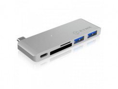 RAIDSONIC ICY BOX USB Type-C Dock IB-DK4035-C