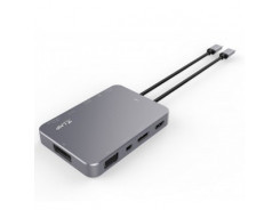 LMP USB-C Display dock 10-port - Space Grey