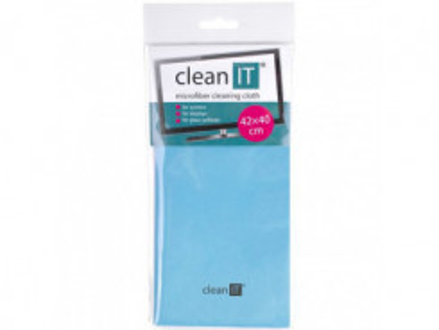 CLEAN IT Čistiaca utierka z mikrovlákna 40x42 bl