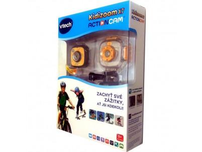 VTECH Kidizoom Action Cam X7 CZ & SK