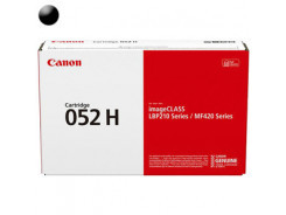 CANON Cartridge CRG 052H black