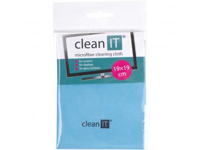CLEAN IT Čistiaca utierka z mikrovlákna 19x19 bl