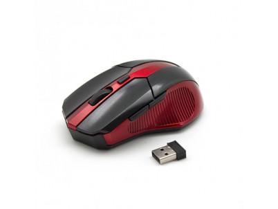 SBOX 6D Optická bezdrôtová myš blk/red WM-9017BR